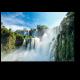 Удивительные водопады Игуасу