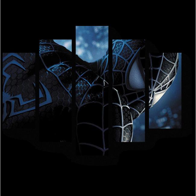 Модульная картина Альтер эго Человека-паука