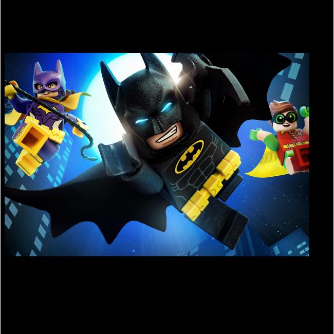 Модульная картина Лего - мир под надежной защитой