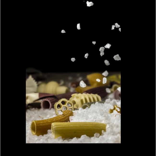Модульная картина Соленый дождь