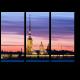 Петропавловская крепость на рассвете, Санкт-Петербург