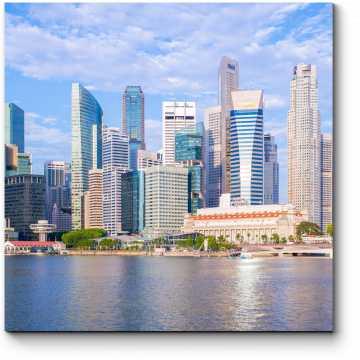 Набережная Марина Бэй, Сингапур