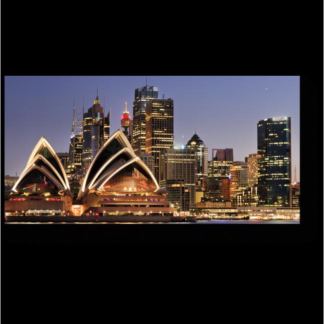 Модульная картина Прекрасный Сидней