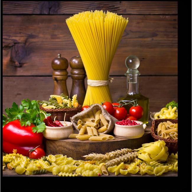 Модульная картина Итальянская гармония