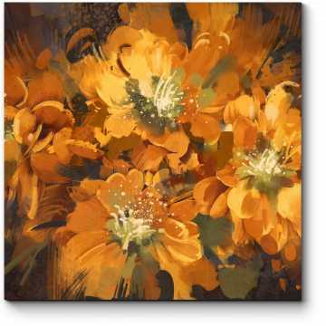 Золотое цветение