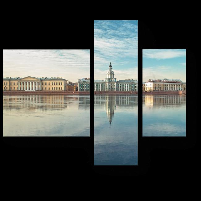 Модульная картина Северная Столица