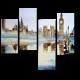 Лондон, акварель