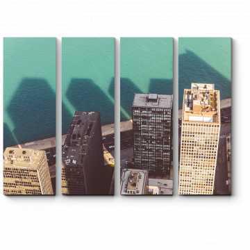 Пролетая над Чикаго
