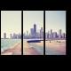 Прекрасный вид на Чикаго