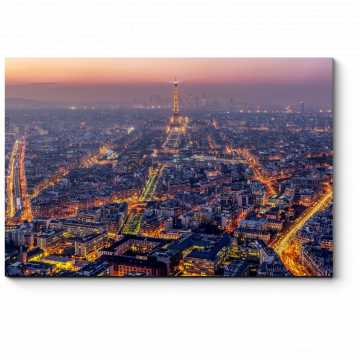 Сумеречный Париж