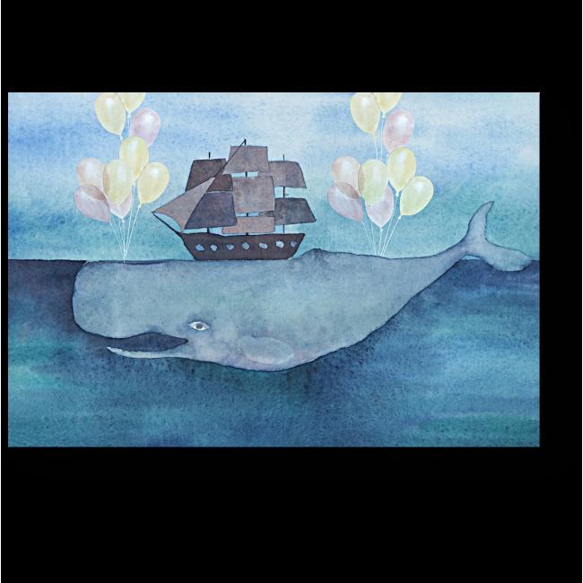 Модульная картина Сказочное путешествие