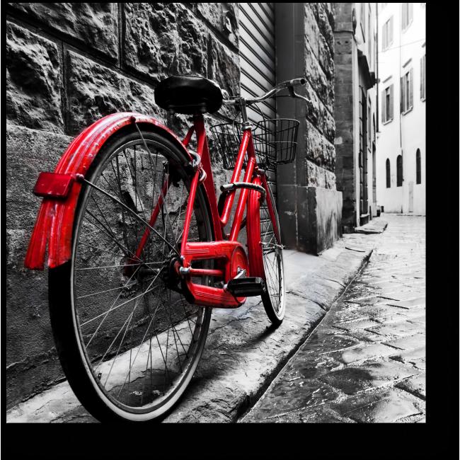 Черно белые картинки с красными элементами