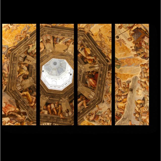 Модульная картина Собор Санта Мария дель Фьоре