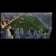 Центральный парк с высоты птичьего полета
