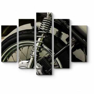 Колесо мотоцикла