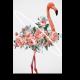 Изящный фламинго