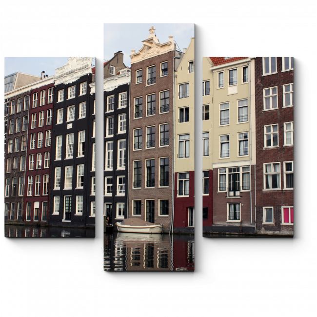 Модульная картина Городская красота