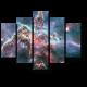 Космос рисует