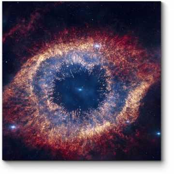 Модульная картина Взрыв звезды