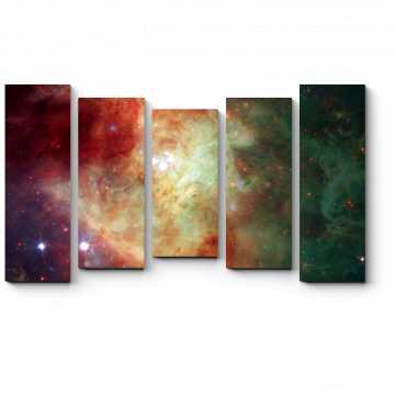 Модульная картина Вселенная