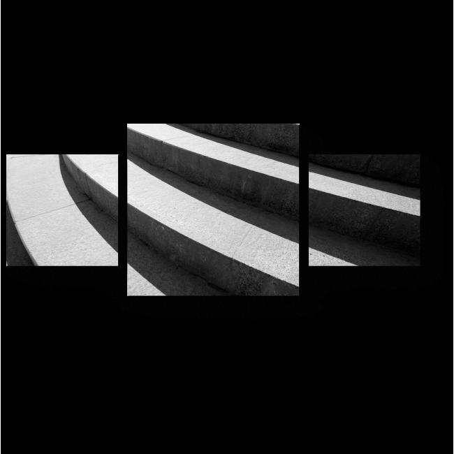 Модульная картина Игра тени и света