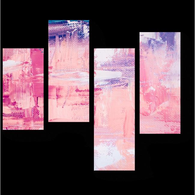 Модульная картина Цветы сакуры