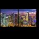 Чудесный закат в сердце Сингапура