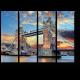Тауэрский мост на закате