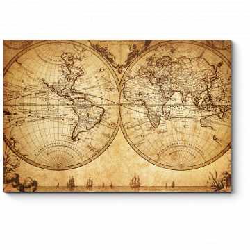 История в картах