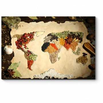 Пряная карта