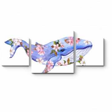 Весенний кит