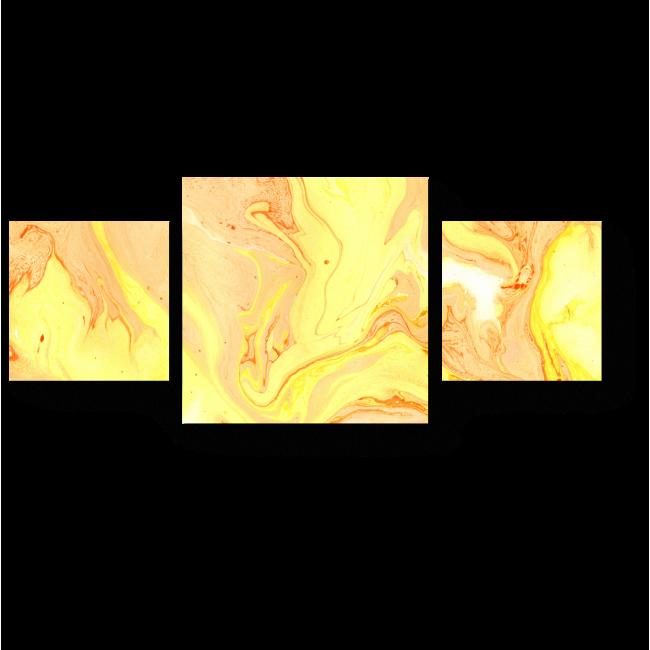 Модульная картина Солнечный день