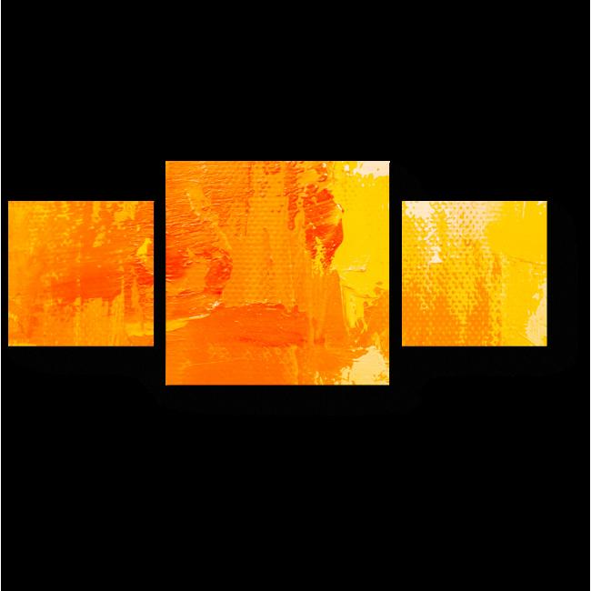 Модульная картина Апельсиновый сок