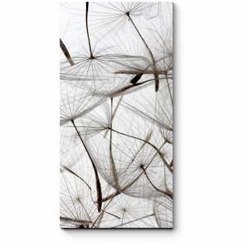 Модульная картина Семена одуванчика