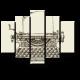 Винтажная печатная машинка