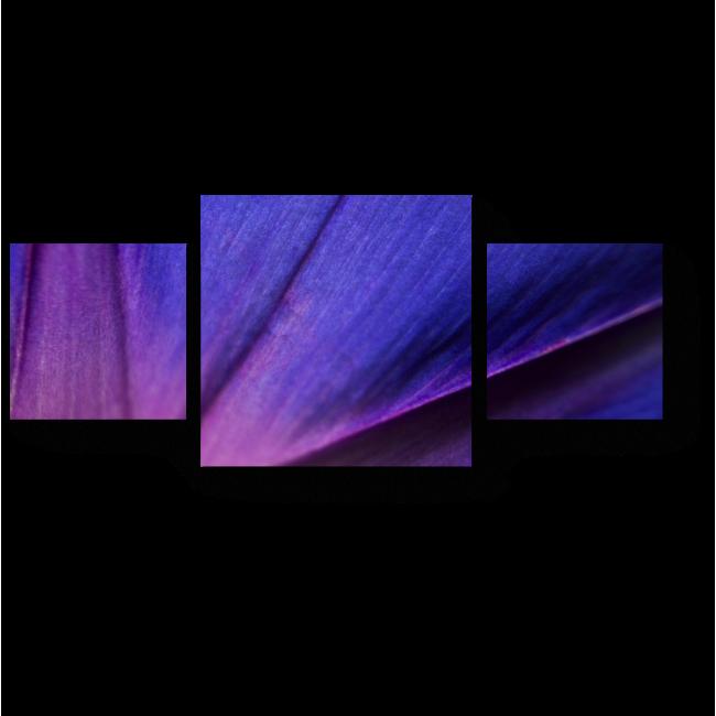 Модульная картина Нежность ириса