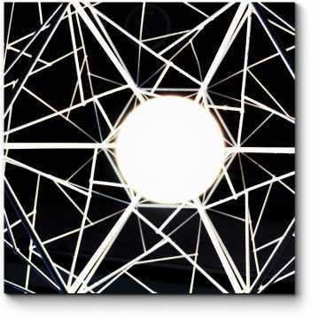 Модульная картина Свет изнутри