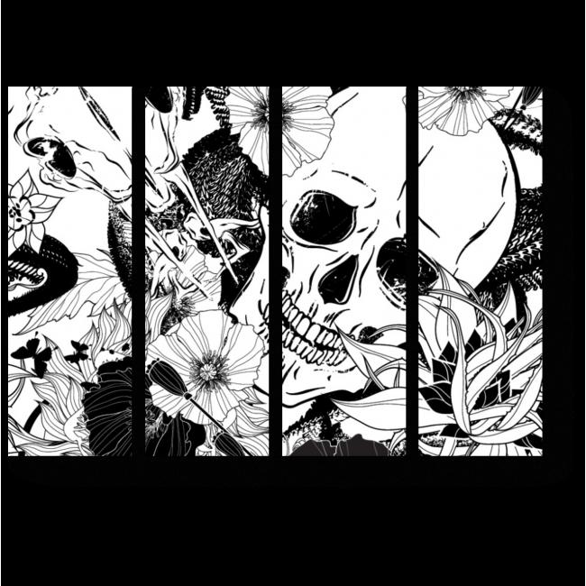 Модульная картина Пробуждение весны
