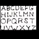 Шоколадный алфавит