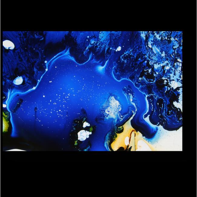 Модульная картина Звездопад