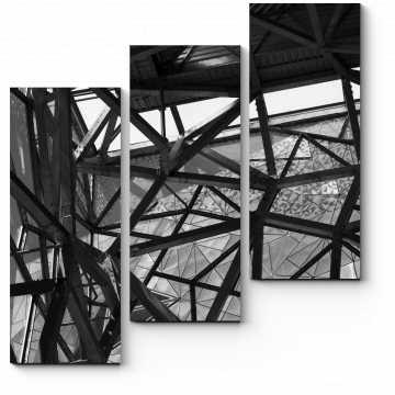 Металл и стекло