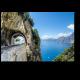 Тоннель на побережье Италии
