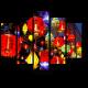 Волшебный свет китайских фонариков, Гонконг