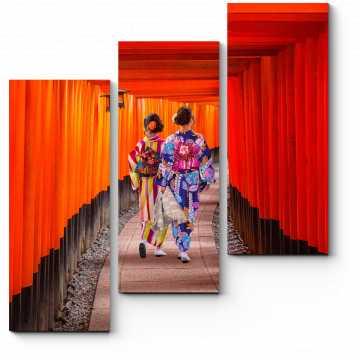 Дух Японии, Киото