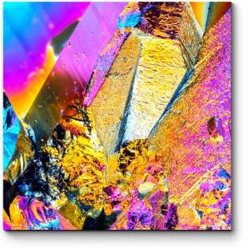 Неоновые кристаллы