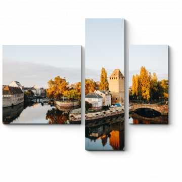 Модульная картина Страсбург