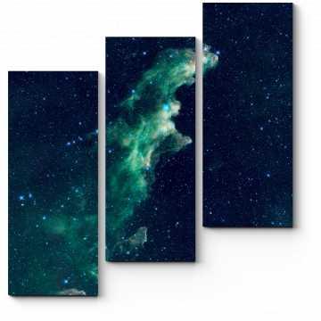 Модульная картина Сияющие созвездия