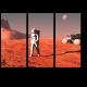 Прогулка по Марсу
