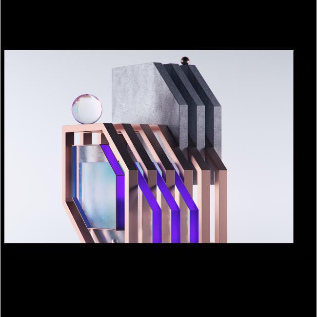 Модульная картина Симметрия