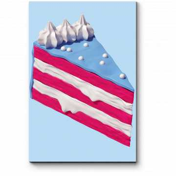 Модульная картина Американский пирог